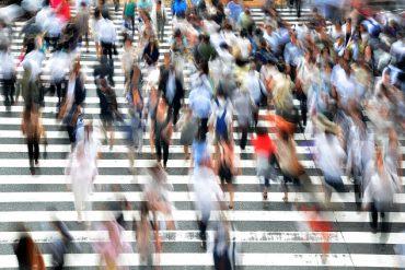 caminar és una tendència mundial